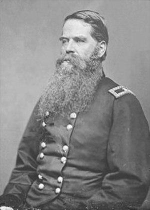 Nathaniel McLean - Brig. Gen. Nathaniel McLean