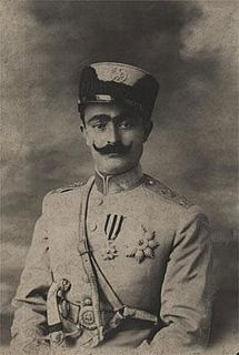 Ahmad Amir-Ahmadi military leader and cabinet Minister of Iran