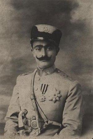 Ahmad Amir-Ahmadi - Image: General Amir Ahmadi