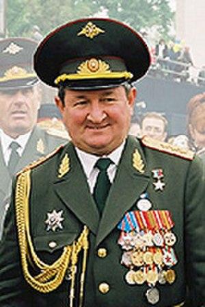 Gennady Troshev - Colonel General Gennady Troshev
