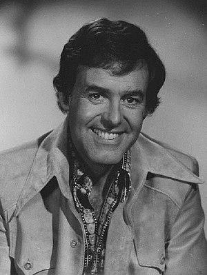 Geoff Edwards - Edwards in 1977
