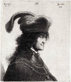 George I (György) Rákóczi (1593-1648) - Rembrandt van Rijn & Jan Gillisz. van Vliet.jpg