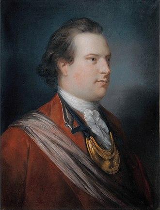 George Keppel, 3rd Earl of Albemarle - George Keppel, 3rd Earl of Albemarle