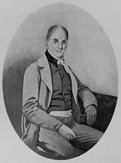 George William Featherstonhaugh British-American geologist and geographer