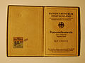 German ID card Personalausweis 1969 - 1979 (2) Katharina Lindlar Jobst.jpg