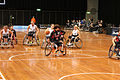 Germany vs Japan women's wheelchair basketball team at the Sports Centre (IMG 3188).jpg