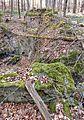 Gesprengter Bunker im Beckinger Wald 26.jpg
