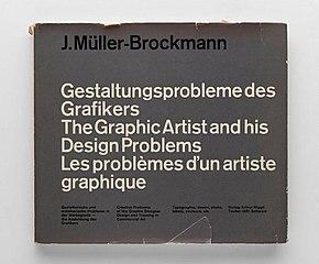 Josef Muller Brockmann Wikipedia