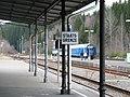 Geteilter Bahnhof in Bayrisch Eisenstein - Železná Ruda - panoramio.jpg