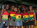 Ghana national football team fans (Black Stars fans).jpg