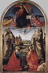 Ghirlandaio Christ in Heaven with Four Saints and a Donor.jpg