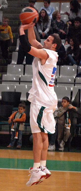 Sociedade Esportiva Palmeiras (basketball) - Image: Gianella