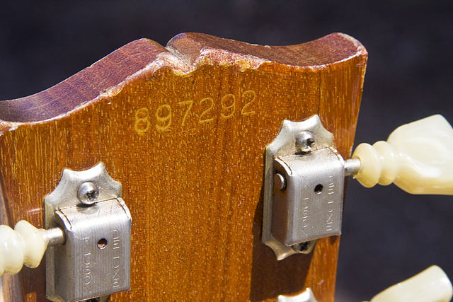 dating gibson j45 serial number Though the gibson j-45 sunburst steel string guitar tonal representation isn't  the gibson j-45 has been a guitarist's  serial number: z 688 11 .