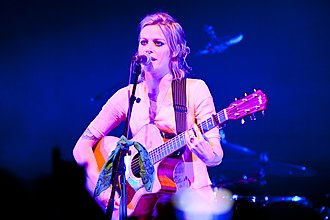 2010 New Zealand Music Awards - Gin Wigmore was nominated for six awards, winning four.