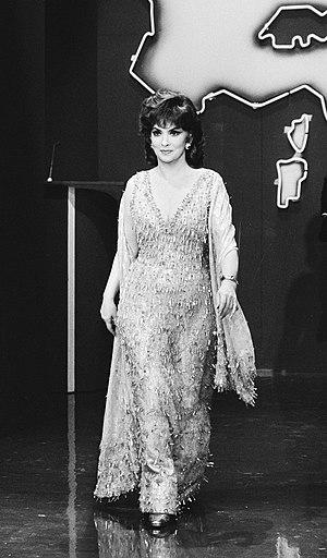 Gina Lollobrigida - Lollobrigida in 1979.