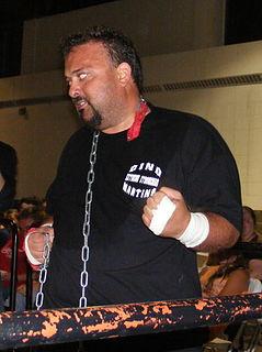Gino Martino American professional wrestler
