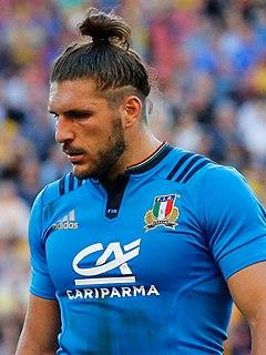 Giovanbattista Venditti Rugby player
