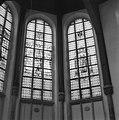 Glas in loodvenster in het bovendeel van het koor - Gouda - 20081855 - RCE.jpg