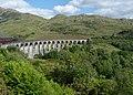 Glenfinnan Viaduct Scotland 2018-08-25 by Marcok f01.jpg