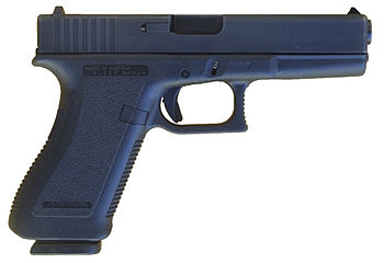English: Glock 17, second generation