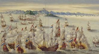 Battle of Goa (1638) - Sea battle off Goa between the Dutch and Portuguese fleets in 1638
