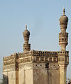 Golkonda fort, Hyderabad, 15 03 2012 02.JPG