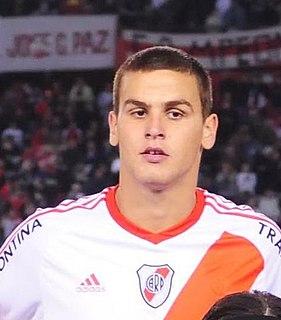 Leandro González Pírez Argentine footballer