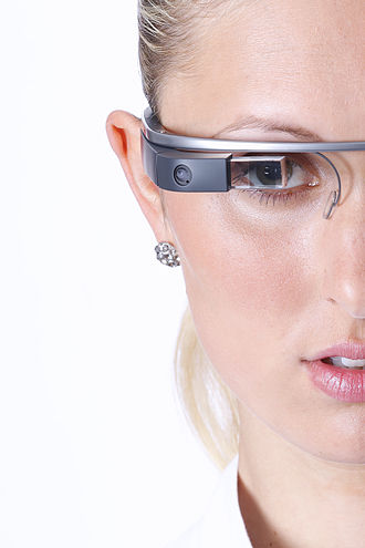 Body worn video - Google Glass Model
