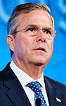 Governor of Florida Jeb Bush at Southern Republican Leadership Conference, Oklahoma City, OK May 2015 by Michael Vadon 143 (cropped).jpg