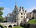 Grafenegg - Schloss, Torbau.JPG