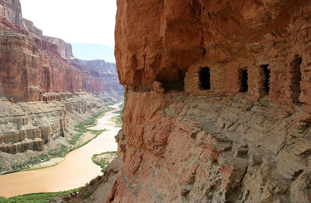 File Grand Canyon National Park Colorado River Nankoweap