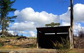 Grand Ridge Rail Trail - Image: Grand Ridge Rail Trail 4 Stevage