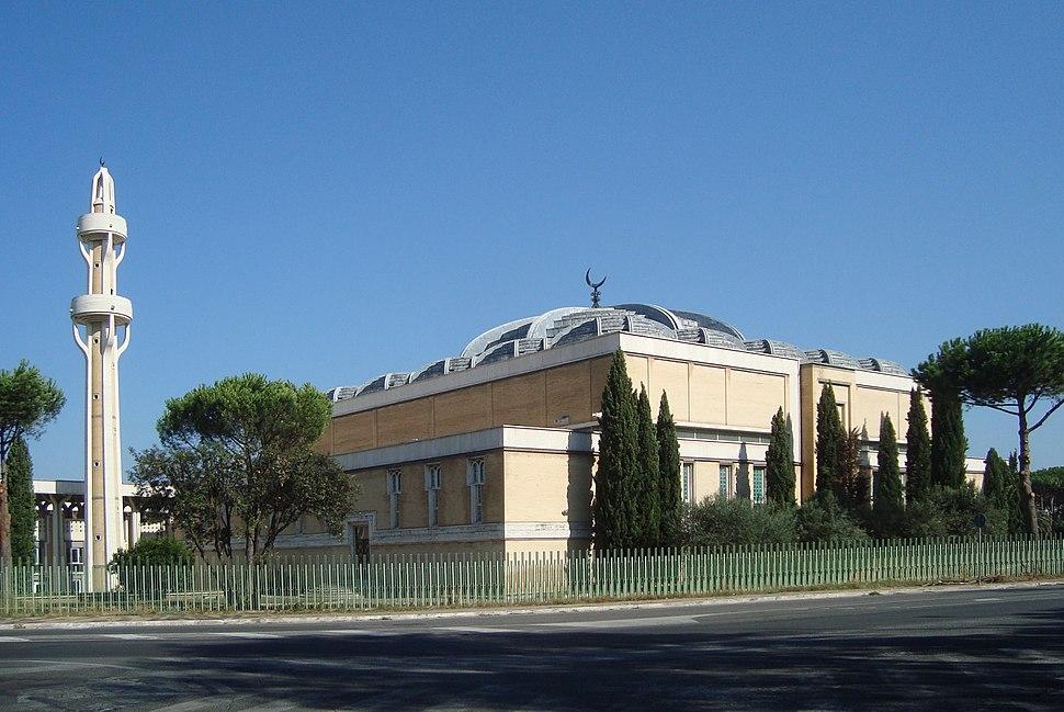 Grande Mosquée de Rome 02
