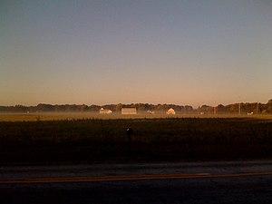 Grasonville, Maryland - Morning in Grasonville