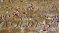 Gravestone with yew tree berries, St Michael's Cemetery, Dumfries.jpg