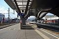 Graz Hauptbahnhof Bahnsteig 6 7.JPG