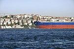 Great Navigator cargo on the Bosphorus in Istanbul, Turkey 002.jpg