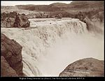 Great Shoshone Falls, Idaho, From the North..jpg