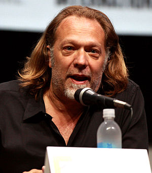 First Time Again - Image: Greg Nicotero by Gage Skidmore