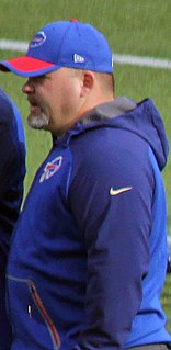 Greg Roman American football coach