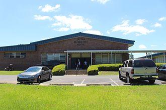 Gretna, Florida - Gretna Elementary School (closed in 2017)