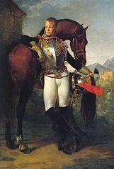 Portrait of Second Lieutenant Charles Legrand