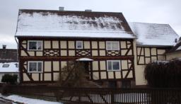 Dorfstraße in Großenlüder
