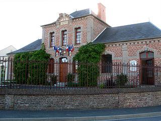 Grouches-Luchuel Commune in Hauts-de-France, France