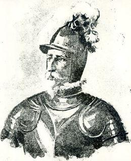 Guido de Lavezaris Spanish colonial governor