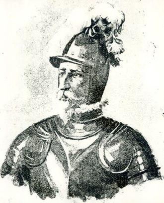 Guido de Lavezaris - Image: Guido de Lavezares