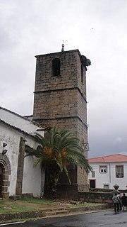 Guijo de Galisteo municipality in Extremadura, Spain