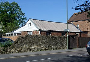 Guildford Synagogue - The synagogue in 2014