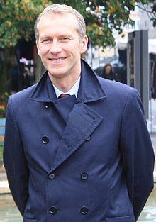 Guillaume Garot à Laval, le 6 octobre 2012.
