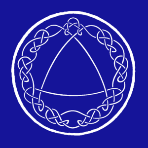 New standard tuning - New Standard Tuning was taught first by Fripp in the courses of Guitar Craft, whose knotwork symbol is pictured.